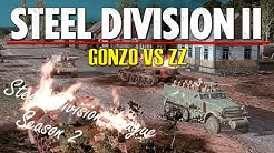 Gonzo vs ZZ! Steel Division 2 League, S2 Playoffs, Semi Finals - Game 2 (Orsha East, 1v1)
