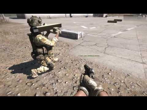 Arma 3 Beta Neuheiten Teil 3/3: Einheiten und Waffen im Test Mp3