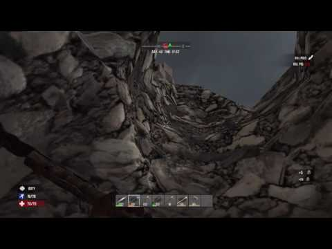7days to die the deepest hole ever