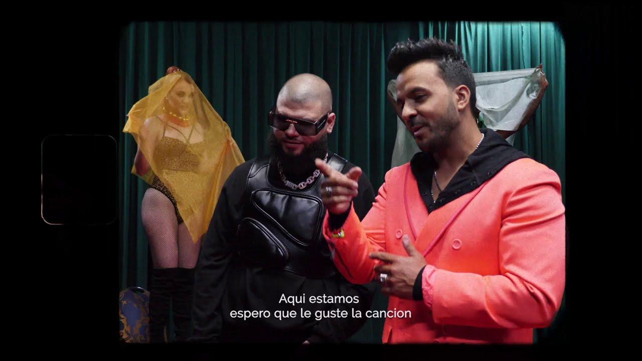 Farruko, Luis Fonsi - Perfecta (Behind The Scenes)