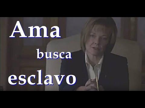 AMA GAY ESCLAVO