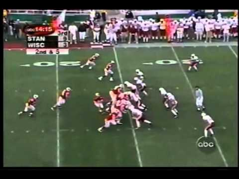 Ron Dayne Wisconsin Highlights