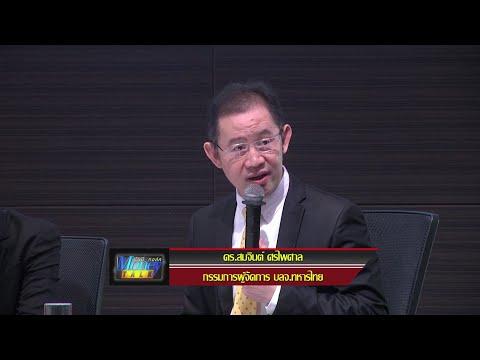 กูรูตอบปัญหาคาใจเรื่องหุ้น เงินทอง กองทุน - ดร.สมจินต์ ศรไพศาล - วันที่ 17 Jul 2019