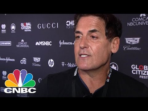 Mark Cuban: Donald Trump Should Have Said Nothing About National Anthem Protests In NFL | CNBC
