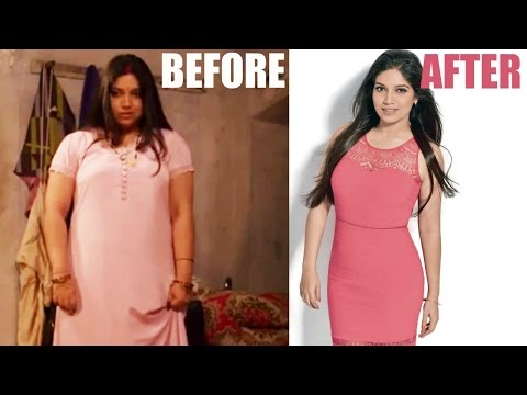 Bhumi Pednekar Before And After Unseen Video !!