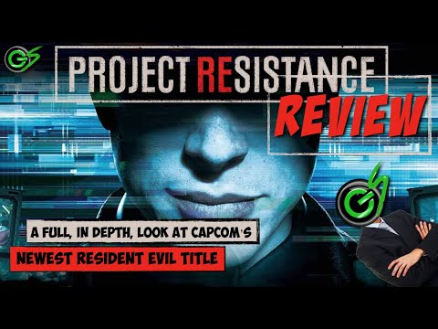 IN DEPTH LOOK AT RESIDENT EVIL ONLINE || Project Resistance - Closed Beta Review