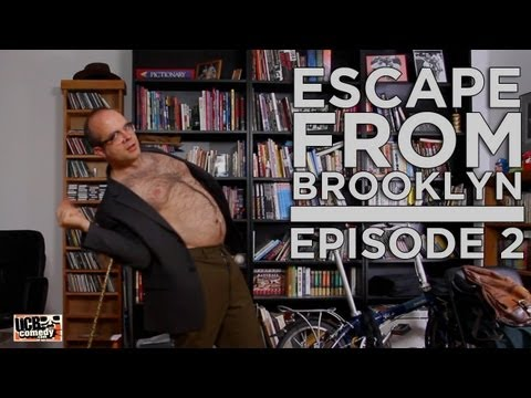 Escape From Brooklyn - Episode 2 (a WEB SERIES from UCB Comedy)