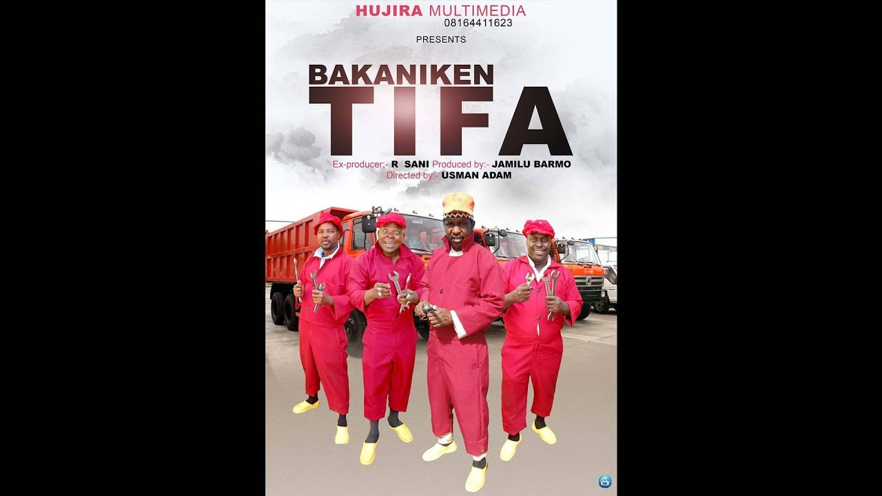 Download BAKA NIKEN TIFA 1&2 FULL HAUSA MOVIE (Hausa Songs / Hausa Films)