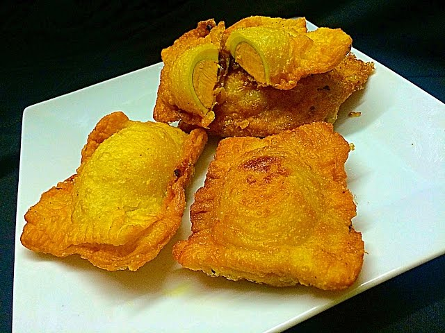 Fried Egg Puffs / Cooker Egg ?????? ????? Snack / Iftar / Nombuthura Dish for Ramadan