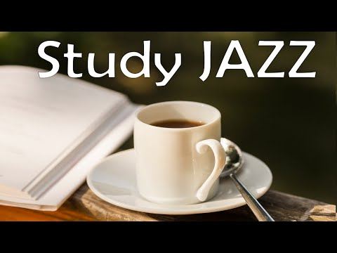 Study & Work JAZZ Music - Relaxing Piano Jazz & Soft Bossa Playlist for Work, Study at Home
