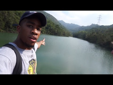Hiking At Lingnan University