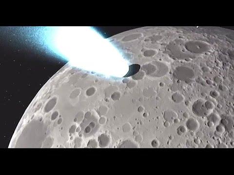 Луна: загадки нашего спутника.