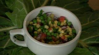 Pea & Corn Salad : More Pea Salads
