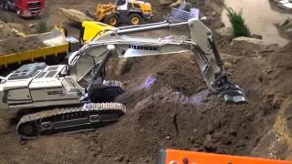 Liebherr 960 Super Mass Excavation