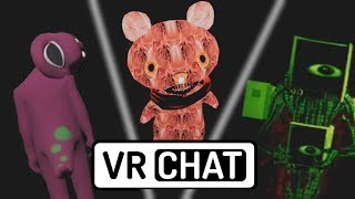 [VRChat] THE SCARIEST VRCHAT HORROR MAP (Big Brother Dungeon)