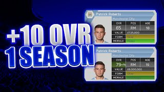 Fifa 16 Career Mode Training Tutorial - How To Grow Players Over +10 Ovr In One Season!