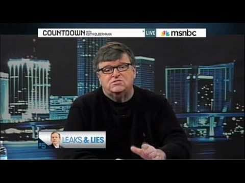 Michael Moore on WikiLeaks: 'Leaks Don't Kill Peop...