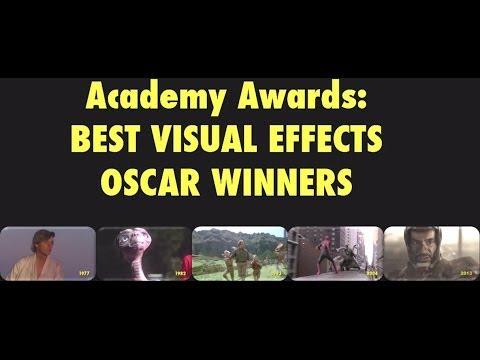 Academy Awards Best Visual Effects Oscar Winners (1977-2013)