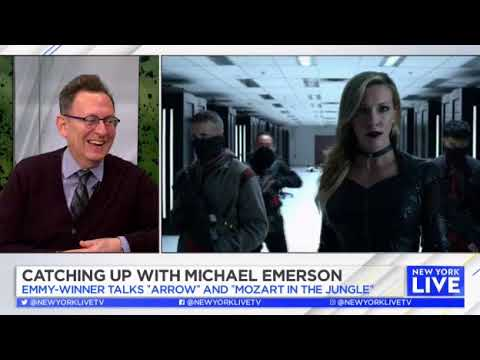 Michael Emerson stops by to chat NBC New York