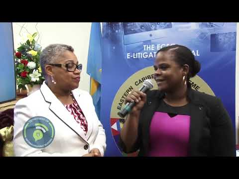 Launch of Supreme Court E-Litigation Portal - Territory of the Virgin Islands