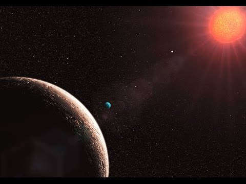 The Search for Habitable Planets - Alien Planets & Eyeball Earths 'Documentary  HD'