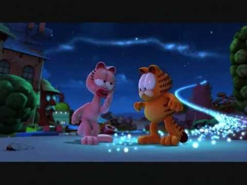 Garfield and Arlene Everytime we touch
