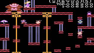 [TAS] A7800 Donkey Kong by Fortranm in 01:10.54