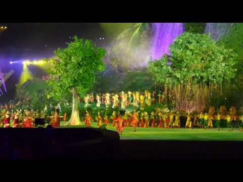 Opening Ceremony Asian Games 2018 - Medley Lagu Lagu Daerah