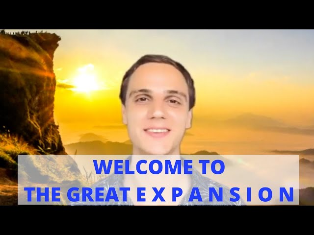 🔥 WELCOME TO THE GREAT EXPANSION 🔥