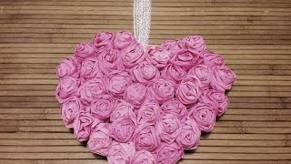Сердце из бумаги  Оформление свадеб(, 2014-08-08T12:53:56.000Z)
