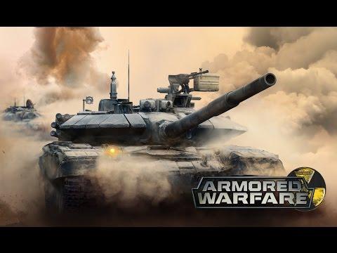 Zagrajmy w Armored Warfare 36(G) Koniec :)