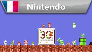 Let's Super Mario - Merci d'avoir joué ! (Wii U)