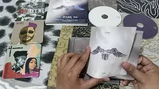 Unboxing zayn icarus falls album HK limited edition with bonus