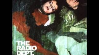 The radio dept- Lesser Matters (Full Album)
