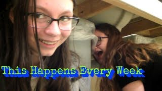 We Hang Out In Church Bathrooms (3-7-18)