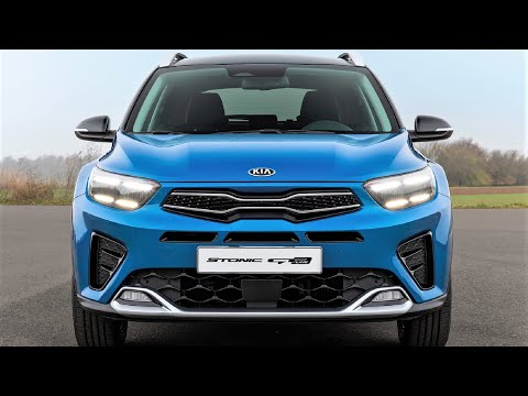 2021 Kia Stonic GT-Line - Sophisticated Compact Crossover
