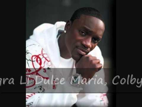 Akon  beautiful  feat Negra Li Dulce Maria, Col Odonis, Kardinal Offishal
