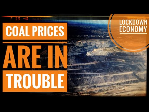 Coal Prices In Trouble
