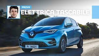 Renault ZOE 2020 | più batteria per macinare più chilometri