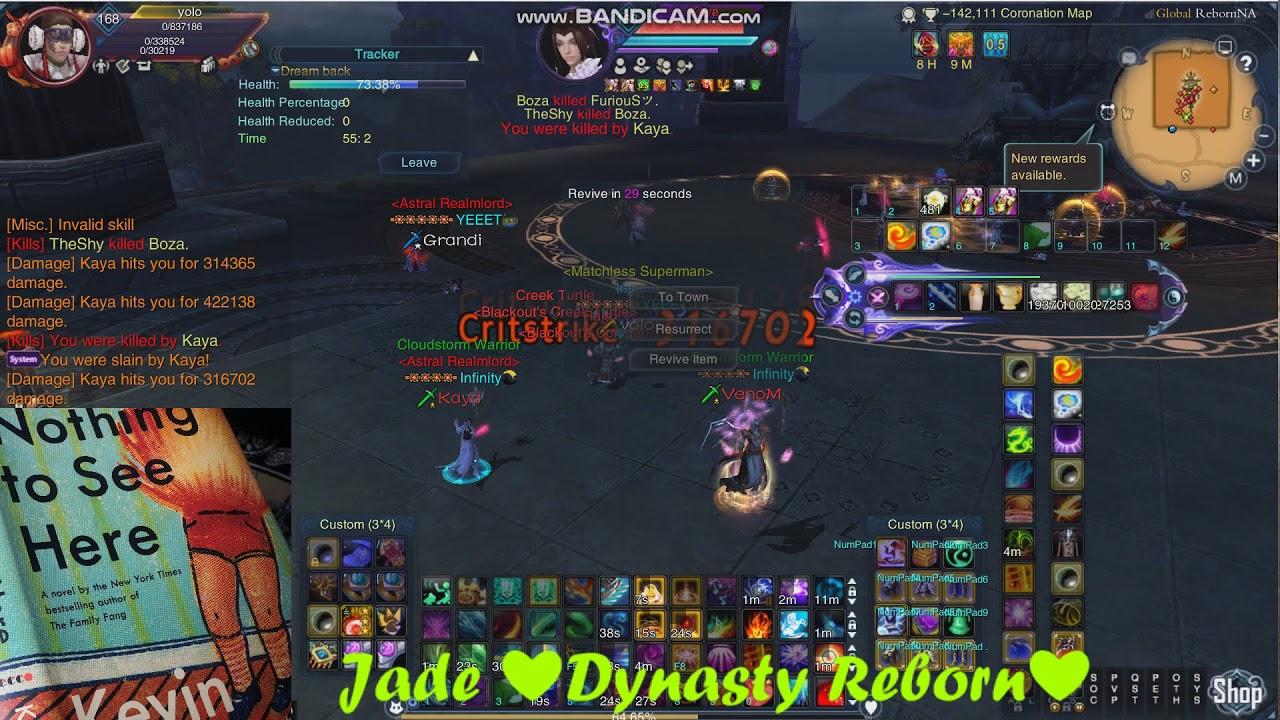 Jade Dynasty Reborn-Short Coro
