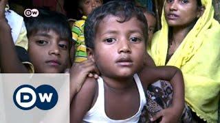 Rohingya recount murder and rape in Myanmar | DW News