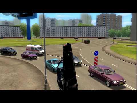city car driving lenkrad