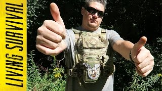 Plate Carrier Survival Kit: Grey Ghost, Tactical Tailor, MSM & SOE