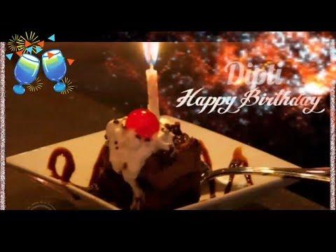 Happy Birthday Dipti - Birthday Names Videos - Birthday Names songs - VideoS ParK