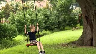 Tree Swings Ideas For Kids