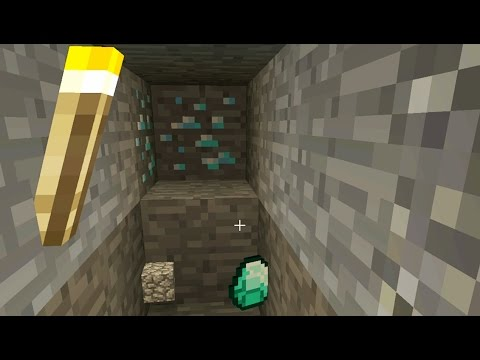 RUNNING LOW ON DIAMONDS - Let's Play Minecraft Episode 108 - Mining for Diamonds