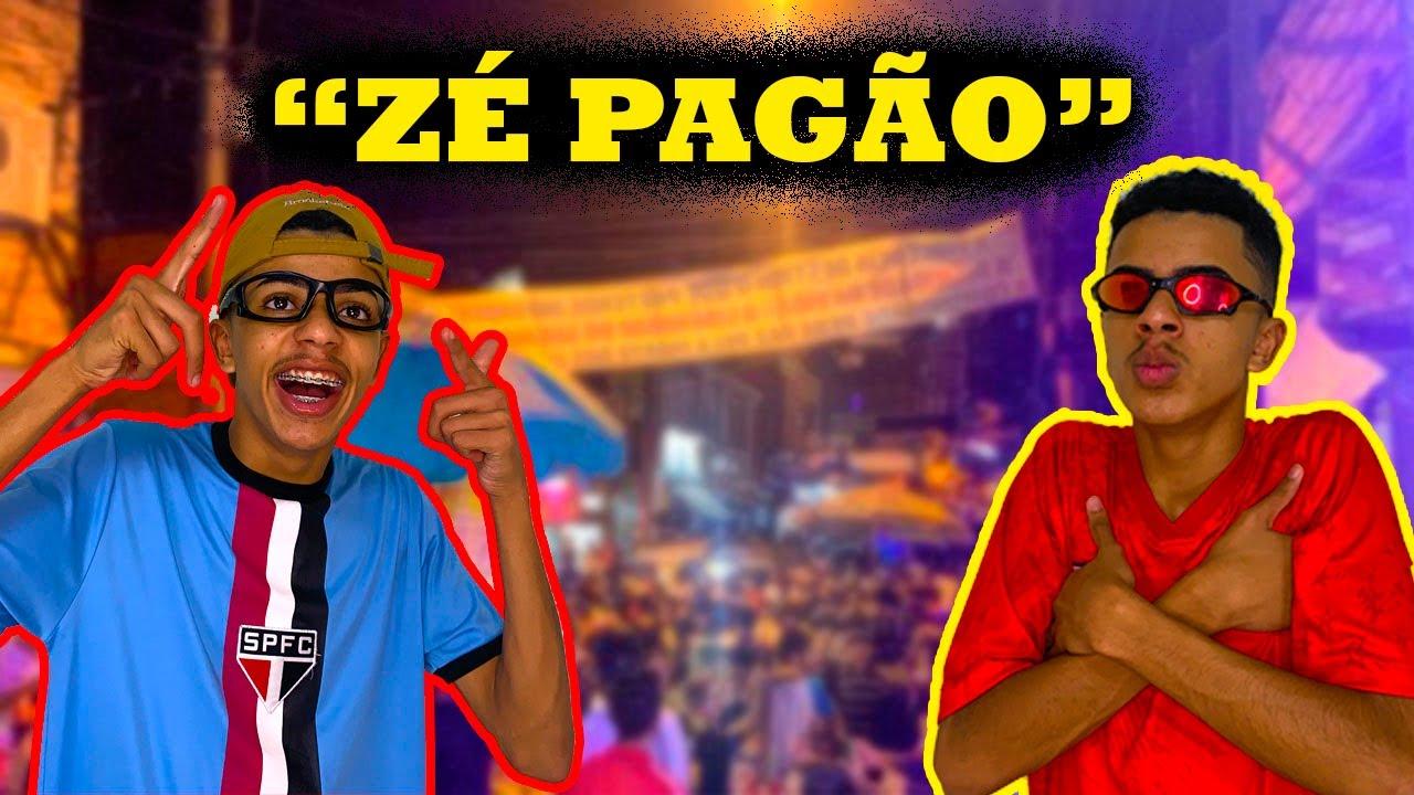 TIPOS DE PESSOAS NO BAILÃO!