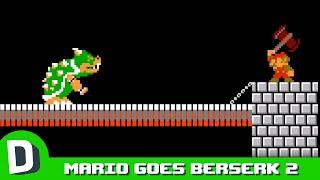 Mario Goes Berserk (With Kindness)