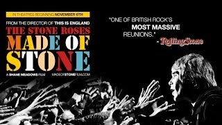 Documentary - THE STONE ROSES: MADE OF STONE - TRAILER | Ian Brown, Gary Mounfield, John Squire