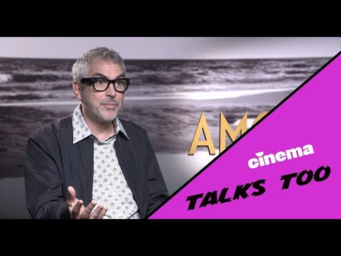 ROMA Interview mit Alfonso Cuarón